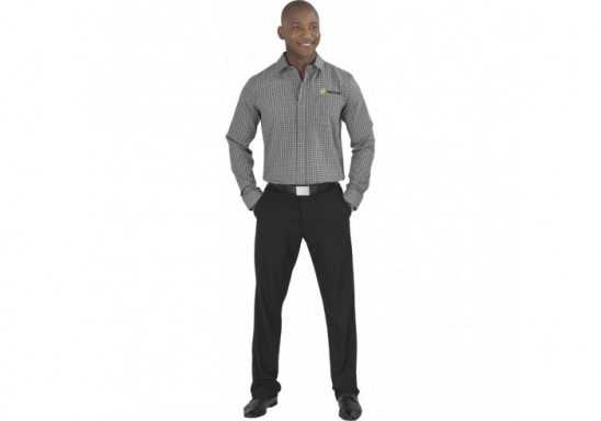 US Basic Aston Mens Long Sleeve Shirt