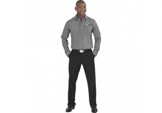 US Basic Aston Mens Long Sleeve Shirt