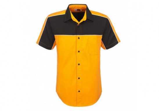 US Basic Daytona Mens Pitt Shirt