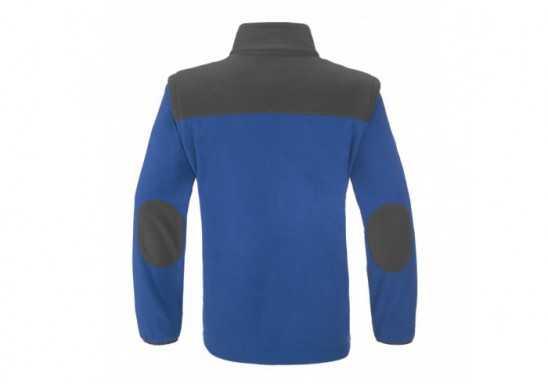 US Basic Benneton Mens Zip-Off Fleece Jacket