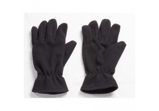 US Basic Alaska Fleece Gloves - Black Only