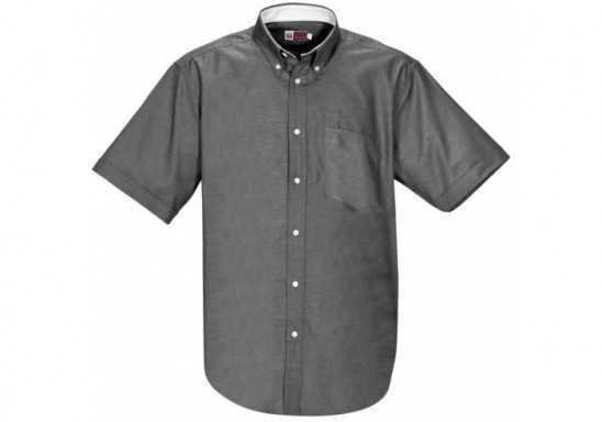 US Basic Aspen Mens Short Sleeve Shirt