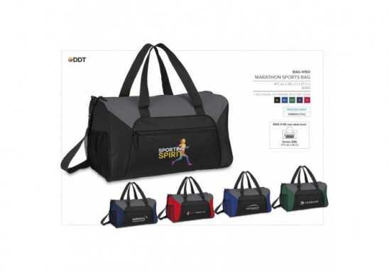 Marathon Sports Bag