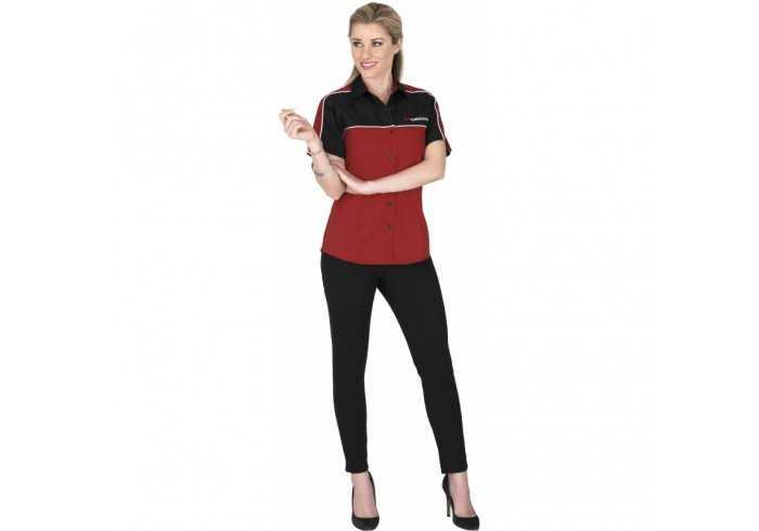 US Basic Daytona Ladies Pitt Shirt