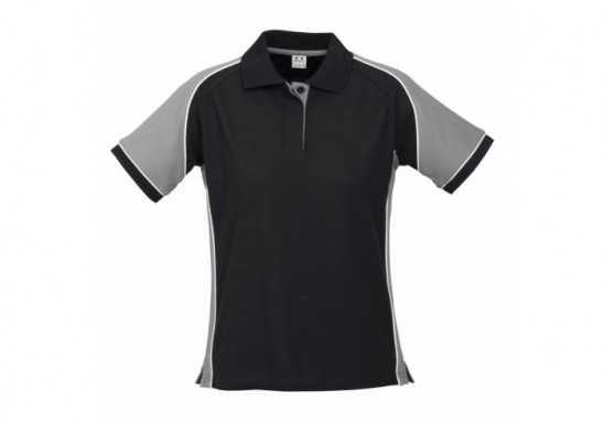 Nitro Ladies Golf Shirt - Grey