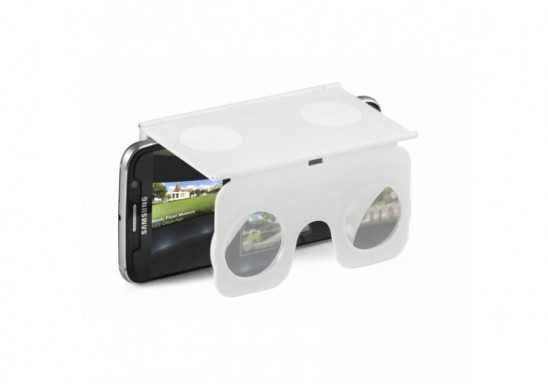 Optix Vr Glasses - White