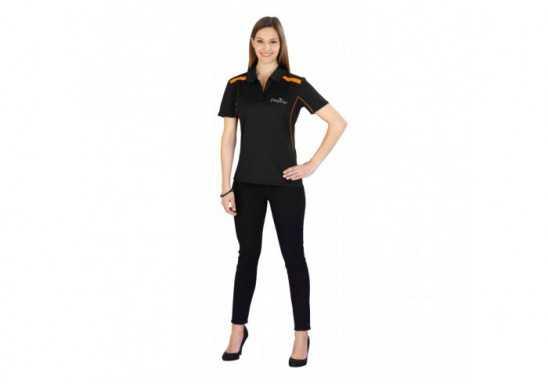 United Ladies Golf Shirt