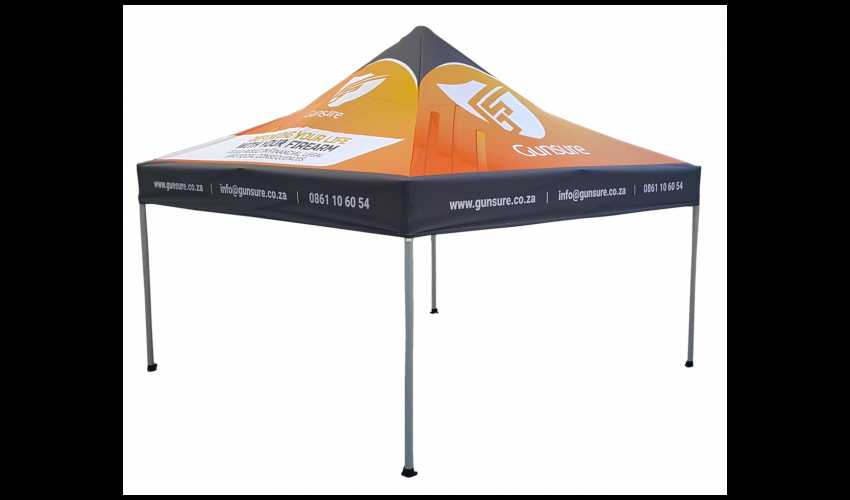Promotional Gazebos